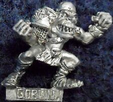 1993 Goblin 1 Bloodbowl 3rd Edition Citadel Fantasy Football Team Underworld GW