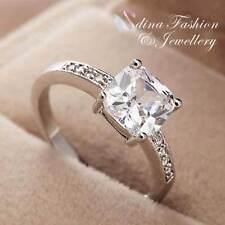 Diamond White Gold Simulated Fashion Jewellery