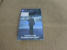 THE STORM I'VE GOT TO LEARN ABOUT LOVE FACTORY SEALED CASSETTE SINGLE C15
