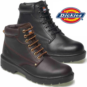 MENS DICKIES ANTRIM SAFETY STEEL TOE CAP WORK BOOTS HIKING TRAINERS SHOES 6-13UK