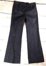 TALBOTS Heritage Slim Flare Sz 30 (10) Dark Wash Womens Jeans NWT!