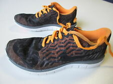 Women's NIKE 'Free 4.0 V5 Print' Sz 6 US Shoes Runners ExCon | 3+ Extra 10% Off
