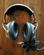 KOSS K/6 K6 HIGH FIDELITY AUDIOPHILE QUALITY VINTAGE STEREO HEADPHONES