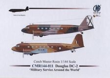 Czech Master Resin 1/144 Douglas DC-2 Military Service Around the World  # MM11