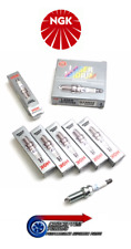 Set 6 Uprated NGK Iridium Spark Plugs DILKAR8A8- For CBA R35 GTR VR38DETT