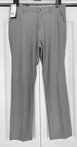 NEW Men's ADIDAS Ultimate365 Classic Pants Size 32/30 Grey Three