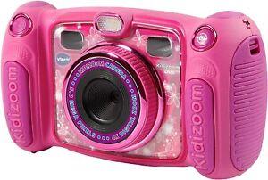 VTech Kidizoom Duo 5.0 MP Digitalkamera - Rosa (80-507194)