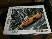 New York 1000 piece jigsaw puzzle.