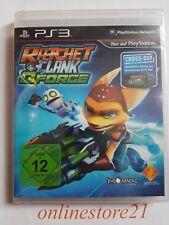 Ratchet & Clank QForce PlayStation 3 NEU PS3