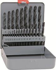 Alpen 25pc HSS Sprint Jobber Drill Set for Metal 1.0mm to 13.0mm x 0.5mm