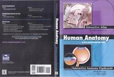Cd-Rom: Human Anatomy Interactive Atlas & Anatomy Flashcards