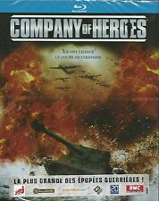Blu Ray  //  COMPANY OF HEROES  //  Tom Sizemore  /  NEUF cellophané