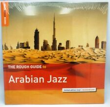 """Rough Guide to Arabian Jazz RSD Vinyl 2019 Record Store Day 12"""" Limited Edition"""