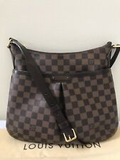 Authentic LOUIS VUITTON Bloomsbury PM Damier Ebene