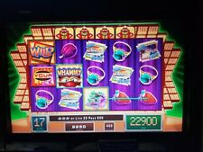 WMS PRESS YOUR LUCK BB1.5 BB2 SLOT SOFTWARE GAME ONLY WILLIAMS BLUEBIRD 2
