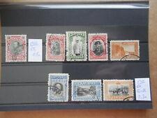 Bulgarien 1903/11 - ex. Mi.Nr. 65-86 gestempelt (083)