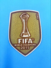 0297f6f70 From ChinaSport  Soccer. 2015 UCL UEFA FIFA World Champions League Badge  Patch Real Madrid Jersey-S-0008