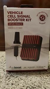 NEW weBoost Drive Reach 470154 Cell Phone Signal Booster for Car Truck SUV
