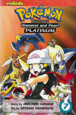 Pokemon Adventures Diamond & Pearl Platinum Vol 7 by Kusaka & Yamamoto PB Viz