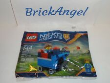NEW LEGO 30372 NEXO KNIGHTS Robin's Mini Fortrex Factory Sealed Polybag Set