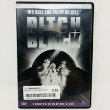 Pitch Black (Dvd, 2000, Unrated) Free Shipping