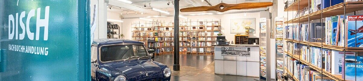 classic cars and aviation - books