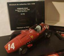 FERRARI D246 GP ITALIE 1958 HAWTHORN N°14 V176 1/43 BRUMM
