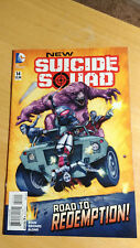 New Suicide Squad # 14 DC Jan 2016 Harley Quinn - VF+