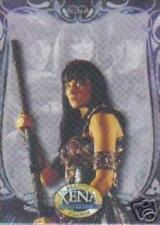 Xena Beauty And Brawn Basic Trading Card Set
