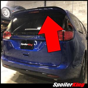 Chrysler Pacifica Factory Spoiler Extension (284FSE) Add-on Lip