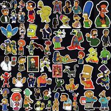 The Simpsons Stickers 60+ Designs! Car Laptop Skateboard Wall Waterproof Vinyl