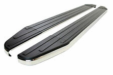 Audi Q3 2012-2017 Raptor Aluminium Stainless Steel Side Steps Bars Running Board