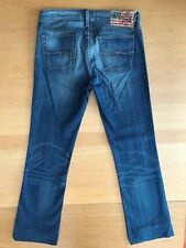 "Polo Ralph Lauren - 67 Brielle Boot Zip Fly Denim Jeans - UK Size W28"" x L31"""