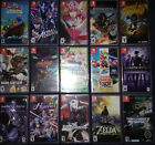 15 Nintendo switch games (LOT/Bundle) *Adult Owned*