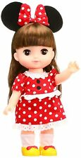 Solan Doll set Minnie Mouse Ear from Japan