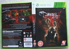 XBOX 360 DARKNESS II LIMITED EDITION