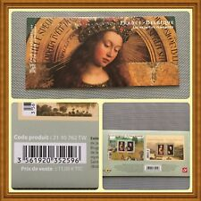 EMISSION COMMUNE FRANCE BELGIQUE 2010 PRIMITIFS FLAMANDS PAS SOUS BLISTER **