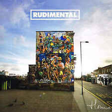 Home - Rudimental CD Great condition