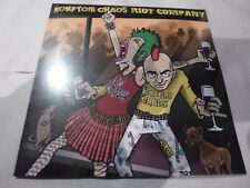Komptoir Chaos vs Riot Company - Split CD Neuf