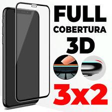 Protector Pantalla Iphone 6-7-8/Plus-X/XS-XR-XS Max-11-11 Pro-11 Pro Max 3D 9H