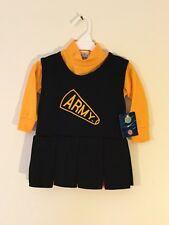 West Point - Usma - Vintage Kids Cheerleader Uniform - Brand New With Tags
