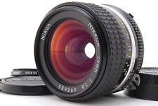 (Near Mint) NIKON AI-S NIKKOR 28mm f/2.8 MF SLR Lens  From JAPAN A337