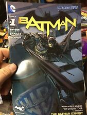 Batman #1 Rare Variant DC New 52 WB VIP Tour Water Tower Exhibit Limited Ed 1000