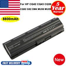 Battery for HP Pavilion dm4 g4 g6 g7 DV3-4000 DV5-2000 DV6-3000 DV7-6000 MU06 CG