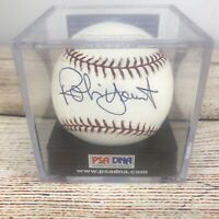 Robin Yount Autographed Rawlings Official MLB - PSA/DNA Graded (Broken Seal)