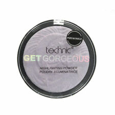 Technic Get Gorgeous Highlighter Periwinkle - Shimmer Sparkle Face Contouring