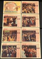 """THE SECOND GREATEST SEX Original Lobby Cards - 11"""" X 14"""" - 1955 - Complete Set"""