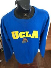 MENS XXLarge Starter Sweatshirt UCLA University of California Los Angeles