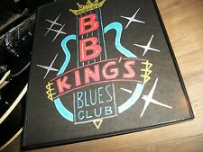 BB King  Framed Art Print Lucille Guitar  Electric Blues