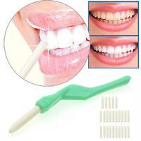 4 pk Whiten Teeth Dental Peeling Stick With 100 pc Eraser Brush Pen Oral refills